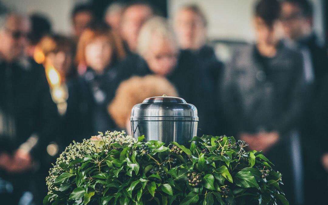 Ich bin Trauergast – wie verhalte ich mich?